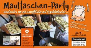 Maultaschen-Party @ Kochschule Kochpunkt